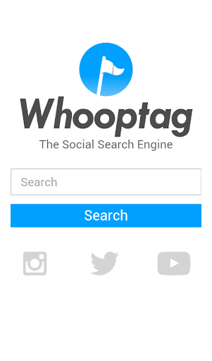 Whooptag - The Social Search