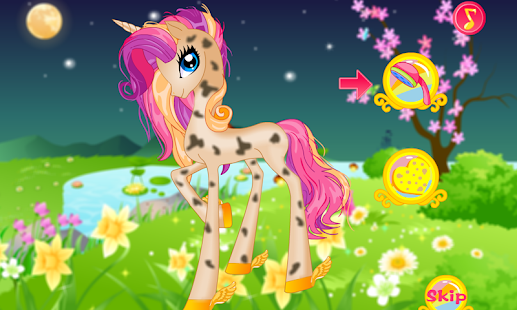 Pony Princess Spa Salon 休閒 App-癮科技App