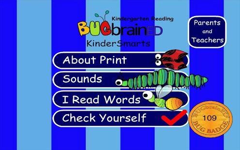 KinderSmarts- screenshot thumbnail
