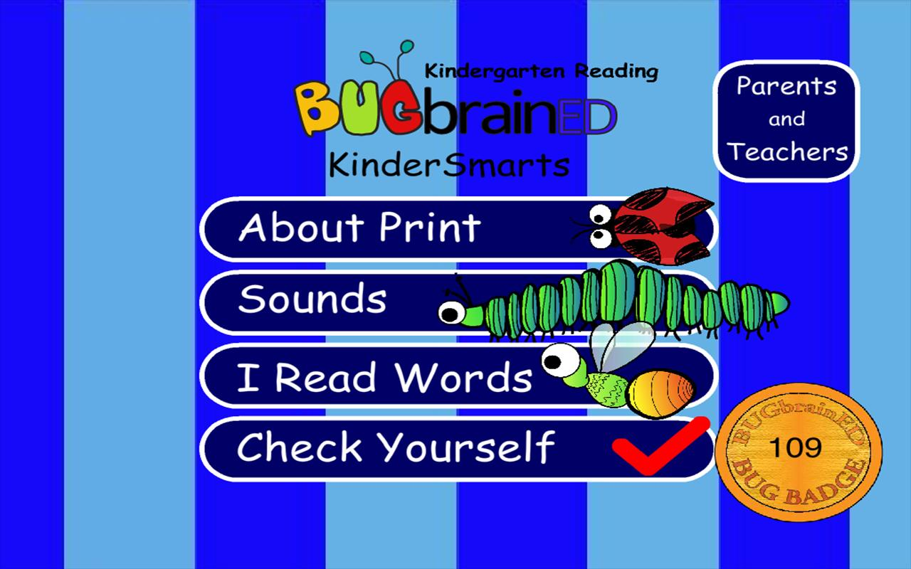 KinderSmarts- screenshot