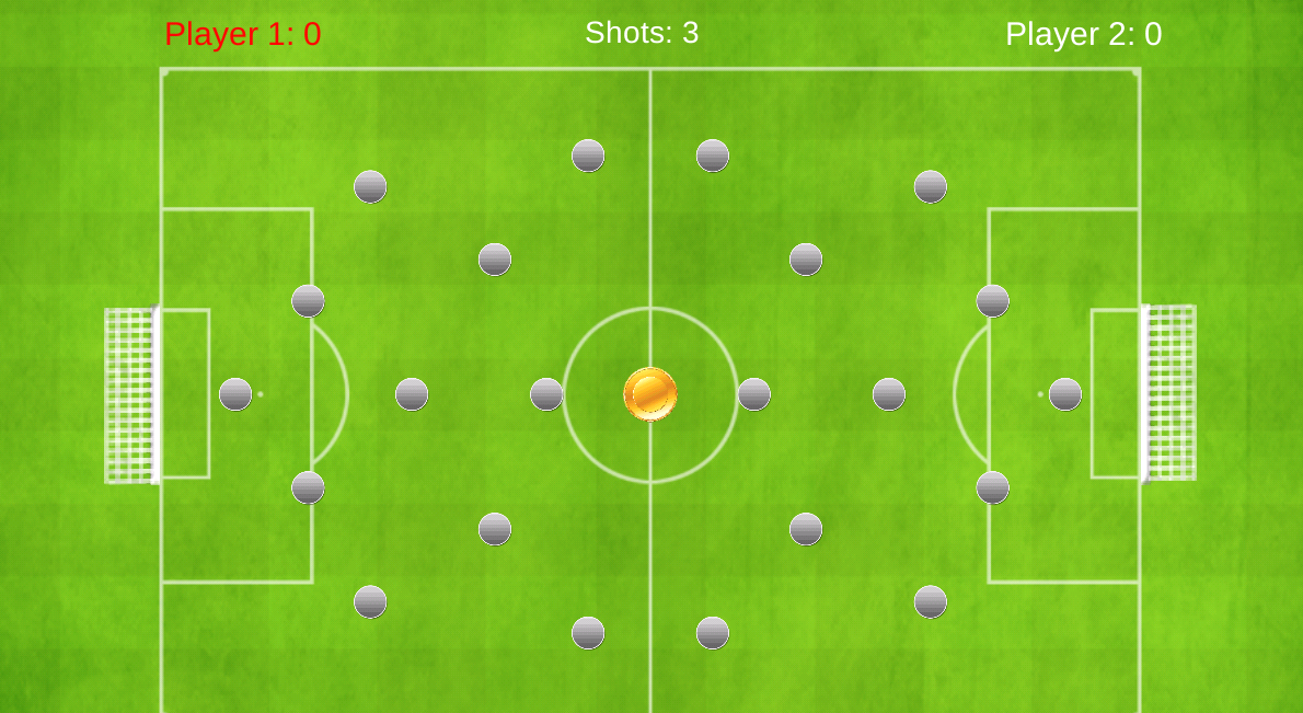 Coin Football - screenshot