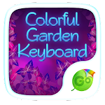 Colorful Garden Go Keyboard 4.178.100.83 Apk