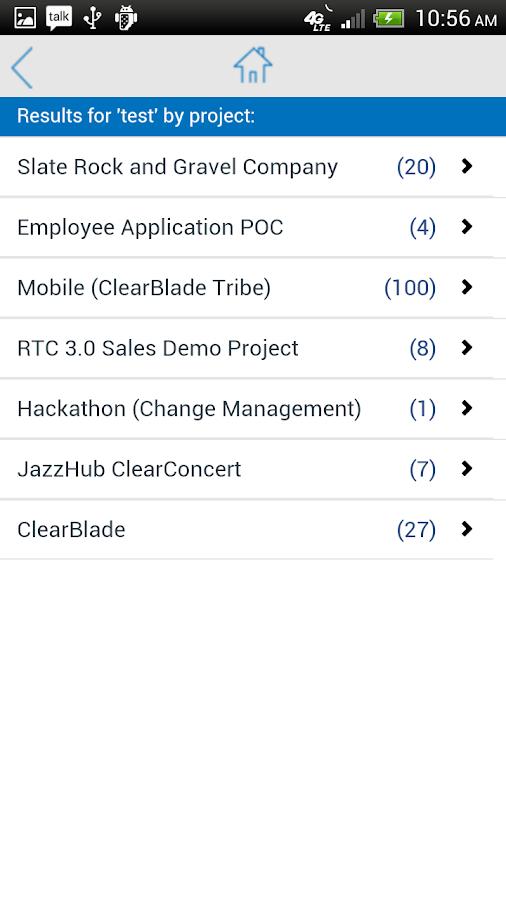 ClearConcert - screenshot