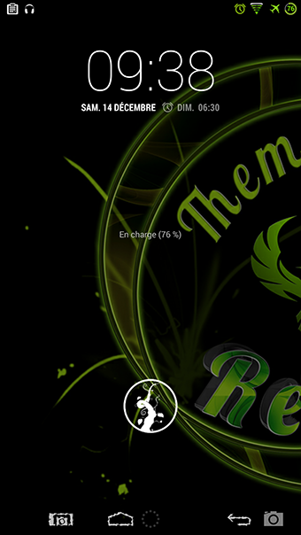 ReBorn Gratuit-CM11-AOSP Theme - screenshot