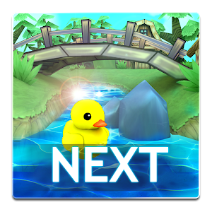 Next RubberDuck Live Wallpaper 個人化 App LOGO-APP試玩