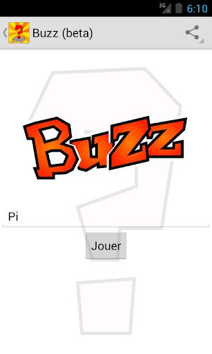 Buzz beta