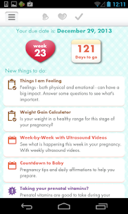 Due Date Plus Pregnancy & Baby - screenshot thumbnail