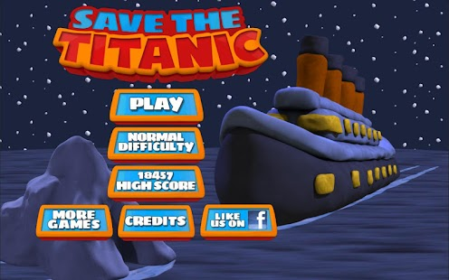 Save The Titanic- screenshot thumbnail