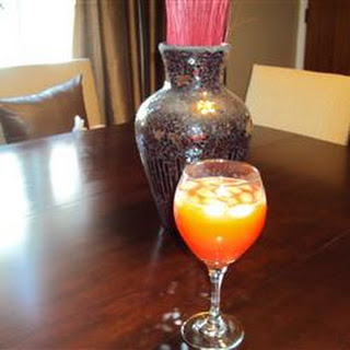 Red Death Cocktail.