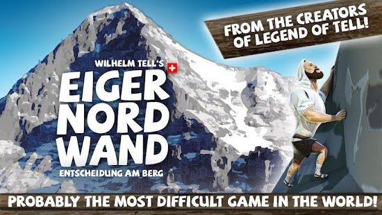 William Tell – Eiger Nordwand- screenshot thumbnail
