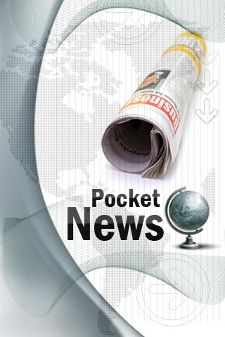 Pocket News World - screenshot