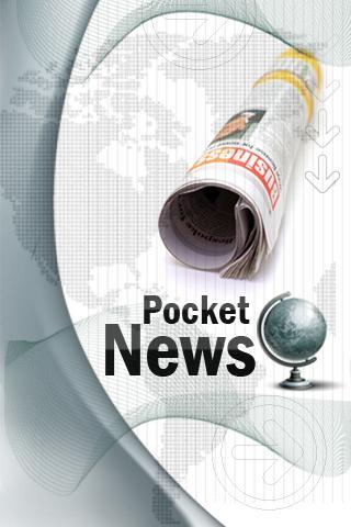 Pocket News World - screenshot