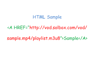 Screenshot of Sol HLS Player