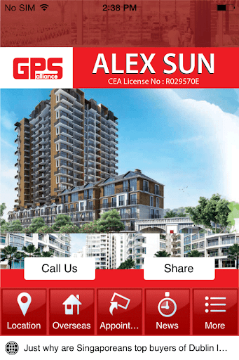 Alex Sun Real Estate Agent