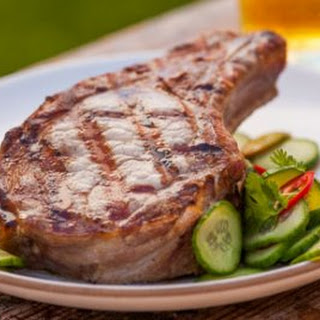 Vietnamese Grilled Pork Chops