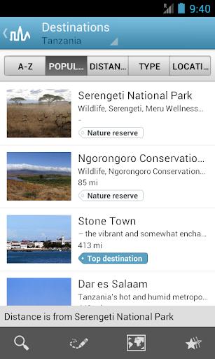 Tanzania Guide by Triposo