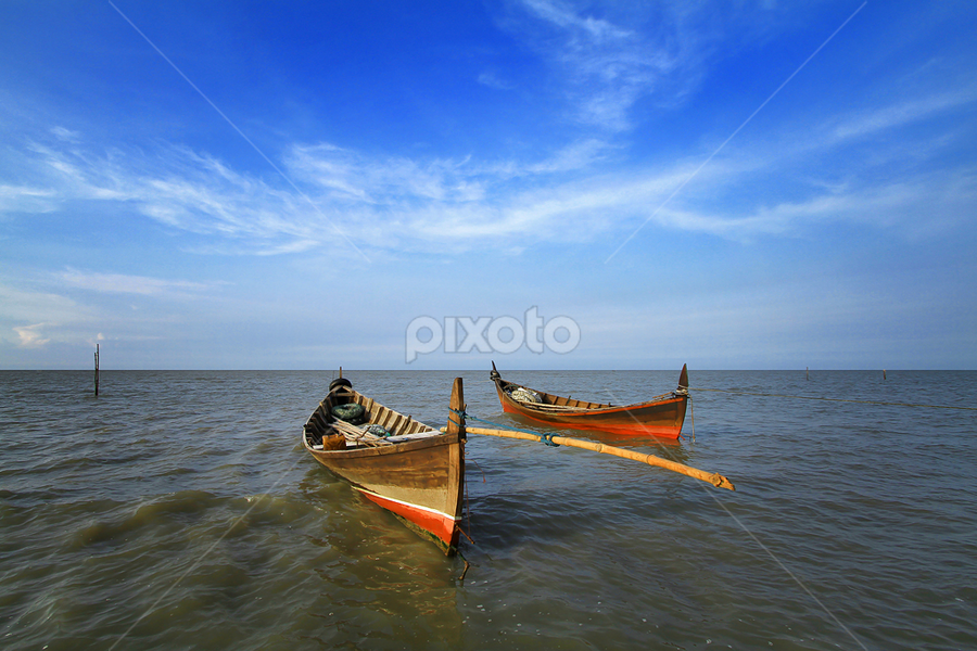 You And I by Muhammad Buchari - Transportation Boats