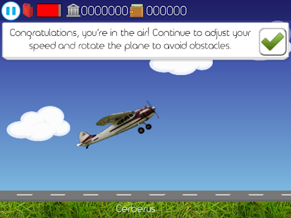 Flight Odyssey Lite- screenshot thumbnail