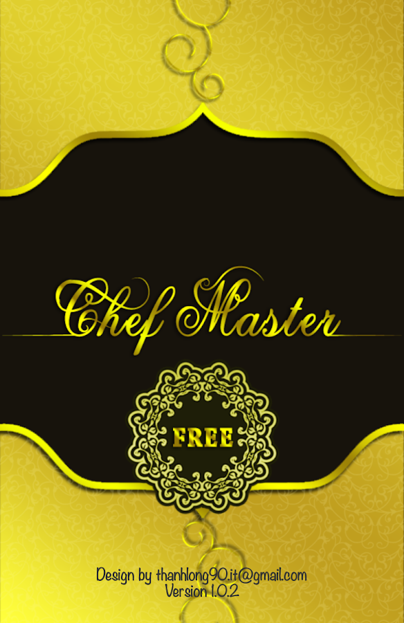 Chef Master - Cooking Book- screenshot