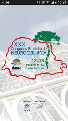 XXX Cong Bras de Neurocirurgia
