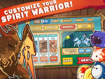 Spirit Horizon SEA- screenshot thumbnail