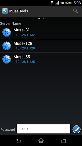 Muse Tools