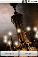Screenshot of Victorian Gothic Chandelier LW