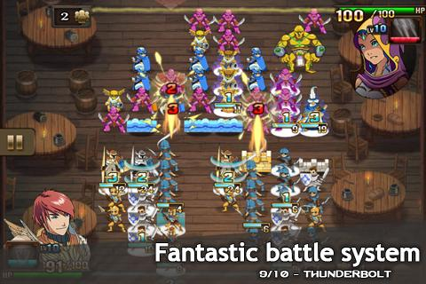 M&M Clash of Heroes- screenshot