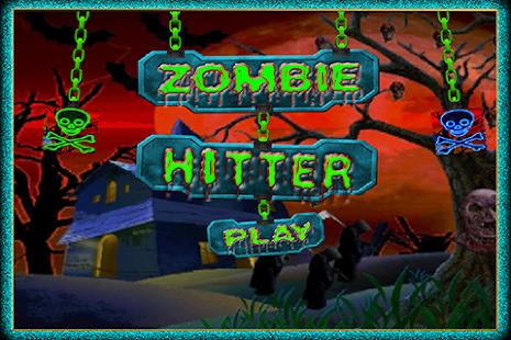 Zombie Hitter