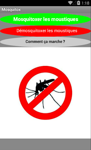 Mosquitox - Anti moustiques