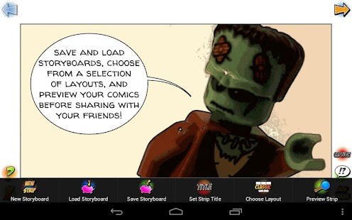 Comic Strip It! (lite) - screenshot thumbnail