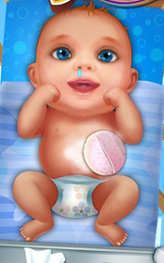 Cute Newborn Baby Games