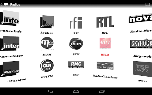 SFR TV - screenshot thumbnail