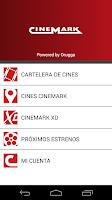 Screenshot of CINEMARK ARGENTINA
