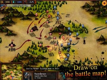 Autumn Dynasty - RTS Screenshot 17