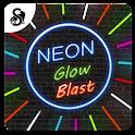 Neon Glow Blast icon