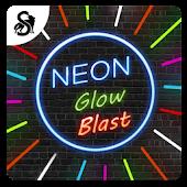 Neon Glow Blast