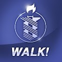BIDMC WALKING CLUB PEDOMETER logo