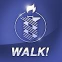 BIDMC WALKING CLUB PEDOMETER logo