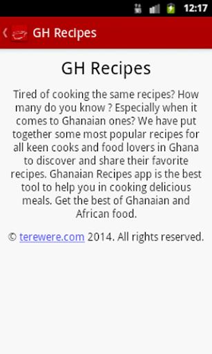 玩健康App|GH Recipes免費|APP試玩