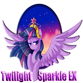 Twilight Sparkle GO EX Theme