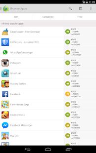 AppBrain App Market - screenshot thumbnail