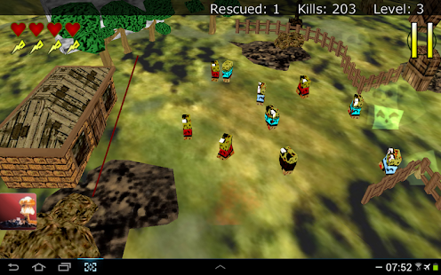 Play SAS Zombie Assault Tower Defense - SAS TD - NinjaKiwi - Ninja Kiwi