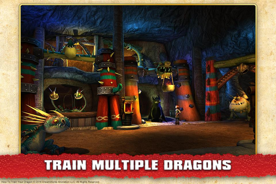 School of Dragons - screenshot