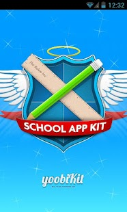 School App Kit - screenshot thumbnail