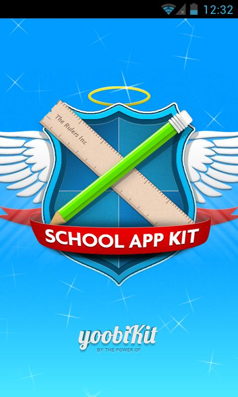School App Kit - screenshot