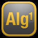 Algebra 1 Practice - Free icon