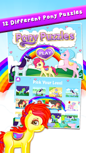 Pony Puzzles: My Little Pony