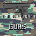 Brandon's Top 10 : Guns logo