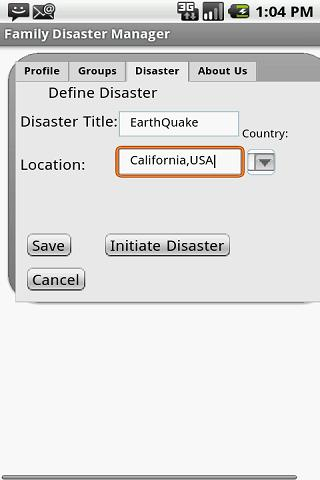 Disaster Manager-Premium - screenshot